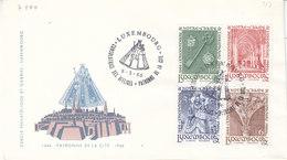 L-Luxembourg 1966. Luxembourg Patronne De La Cité (7.141) - Luxemburg