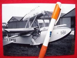 SIAI S 80 I-ARTU  Ai Comandi ARTURO FERRARIN - Aviation