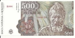 ROUMANIE 500 LEI 1991 UNC P 98 - Roemenië