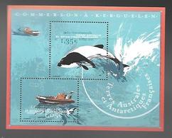 TAAF 2020 - Le Zodiac Commerson à Kerguelen ** - Terre Australi E Antartiche Francesi (TAAF)