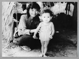 VIETNAM - GUERRA SENZA FRONTE - PHOTO MISURE CM. 24X18 - Luoghi