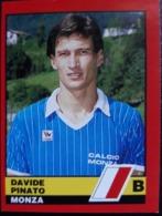 Rara Figurina Calciatori D'Italia Vallardi 1989-90 1990 Pinato Monza Numero 505 - Altri
