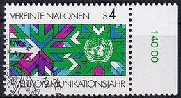 UNO WIEN 1983 Mi-Nr. 29 O Used - Aus Abo - Centre International De Vienne