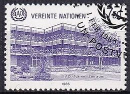 UNO WIEN 1985 Mi-Nr. 47 O Used - Aus Abo - Centre International De Vienne