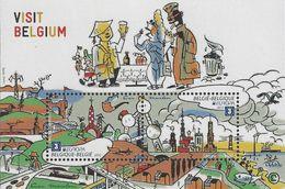 CEPT / Europa 2012 Belgique N° BF 145 ** Tourisme - 2012