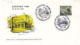 L-Luxembourg 1966. Mondorf.les-Bains EXPHIMO (7.145) - Luxemburg