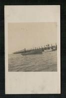 Blankenberghe - 1907 - Barque Le Long De La Jetée - Blankenberge