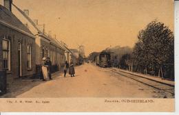 OUD BEIERLAND - Zinkweg  ( Train Locomotive  Railway Moulin à Vent  Windmolen ) - Otros