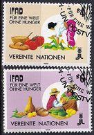 UNO WIEN 1988 Mi-Nr. 79/80 O Used - Aus Abo - Centre International De Vienne