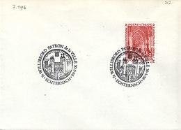 L-Luxembourg 1966. Echternach St. Willibrord Patron De La Ville (7.146) - Luxemburg