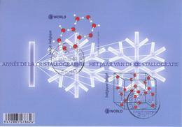 Cristalografie - Oblitérés