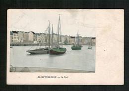 Blankenberghe - Le Port - 1908 - Blankenberge