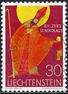 Liechtenstein 1967 - Mi 488 - YT 437 ( St Nicolas ) - Oblitérés