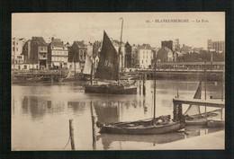 Blankenberghe - Le Port - 1922 - Blankenberge