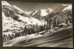 Klosters Winteransicht - GR Grisons