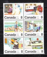 Canada   -  1974.  Servizi Postali. Postal Services. Complete MNH Series - Post
