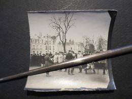 Militaria - Photo Originale - Le Gal Favereau Pour Remise Croix De La Légion D'honneur à S- Lieutenant Préaux 1917 B.E - Guerre, Militaire