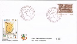 35440. Carta BARCELONA 1994. 74 Volta Ciclista Catalunya. Ciclismo. Sobre Oficial - 1931-Hoy: 2ª República - ... Juan Carlos I