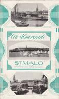 35 ST-MALO 1930 Dépliant Guide Touristique - Dépliants Touristiques