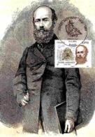 Carte Maximum 2011 - Henri Mouhot 1826-1861. - Maximum Cards