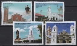 Panama (2019) - Set  -  /  Heritage Churches - Eglises - Cathedrals - Religion - Eglises Et Cathédrales