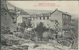 LOZERE : Mende, Institution Du Sacré Coeur - Mende