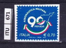 ITALIA REPUBBLICA   2013, Aeronautica Militare, Usato - 2011-...: Used