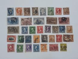 Collection De 36 Timbres Des Etats-Unis ... Lot1273B . - Stati Uniti
