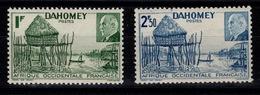 Dahomey - YV 149 & 150 N* - Unused Stamps
