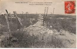 Chemin Des Dames - Ce Qui Fût Le Monument D'HURTEBISE - Other Municipalities