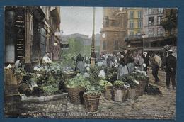 PARIS  - Les Halles - Le Carreau Des Légumes - Zonder Classificatie