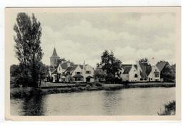 Sint-Martens-Latem - Zicht Op De Leie - Sint-Martens-Latem