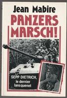 Jean Mabire Panzers Marsch ! - Boeken