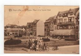 Heist  Heist S/Mer  - Le Square Albert Et Le Square Hôtel  STAR 1268 - Heist
