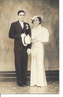 Jeune Couple En Habit De Noces, V. Dubois Photographe, Asbestos, Quebec. (11807)) - Quebec