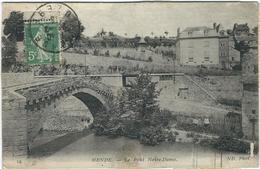 LOZERE : Mende, Le Pont Notre Dame, Dos Cartonné, Carte Pas Courante... - Mende