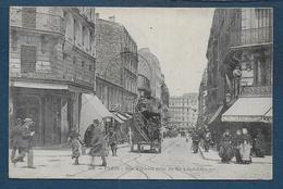 PARIS 14e - Rue D' Odessa Prise Du Bd Edgard Quinet - Distretto: 14