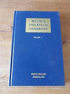 Billig's Philatelic Handbook Volume 1 Third Edition, 249 Pages, Cloth - Handbooks