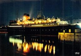 """C P S M Ferries """"Maid Of Kent """" 1959 Dumbarton - Fähren"""