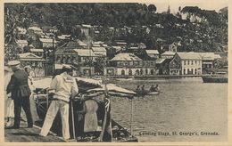 Landing Stage , St George's Grenada  Edit Everybody's Stores - Grenada
