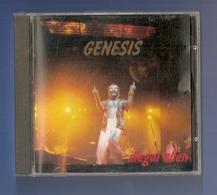 CD GENESIS ILLEGAL ALIEN (LIVE) - Rock