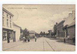 Tielt-Winge  Sint-Joris-Winge  ST-JORIS-WINGHE  Diesterschen Steenweg - Tielt-Winge