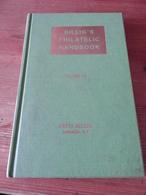 Billig's Philatelic Handbook Volume 19 1st Edition, 208 Pages - Handbooks
