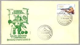 SALON DEL DEPORTE Y CAMPING. Barcelona 1968 - Otros