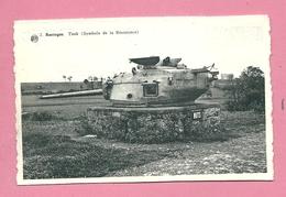 C.P. Bastogne = TANK  Symbole De  La  Résistance - Bastogne