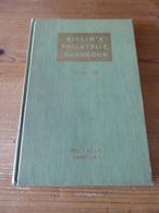 Billig's Philatelic Handbook Volume 29 1st Edition, 202 Pages, 1949, Ex Library RPSL - Handbooks