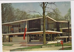 BELGIUM - AK 370641 Brussels - Exposition Universelle De Bruxelles 1958 - Pavilion Of Yugoslavia - Wereldtentoonstellingen