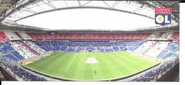 STADE FOOTBALL LYON - ESTADIO - GROUPAMA STADIUM  OLYMPIQUE LYONNAIS - Football