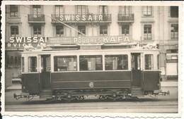 -  SUISSE  -  GENEVE -  Photo Format C.P. Au Verso/ Genève Mai 1947 - GE Ginevra