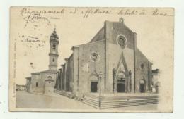 SALUZZO - DUOMO  VIAGGIATA FP - Cuneo